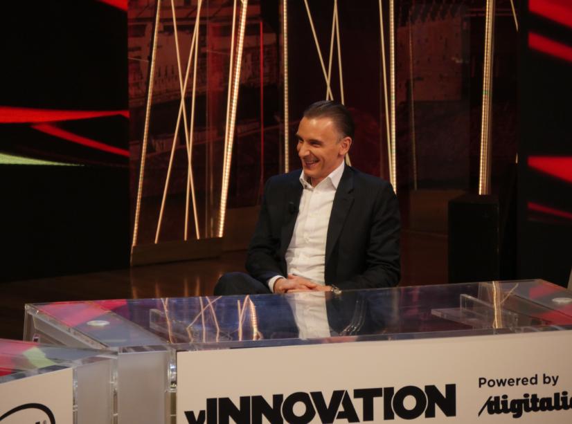 vInnovation - Marcelo De Santis, Group Chief Information Officer di Pirelli