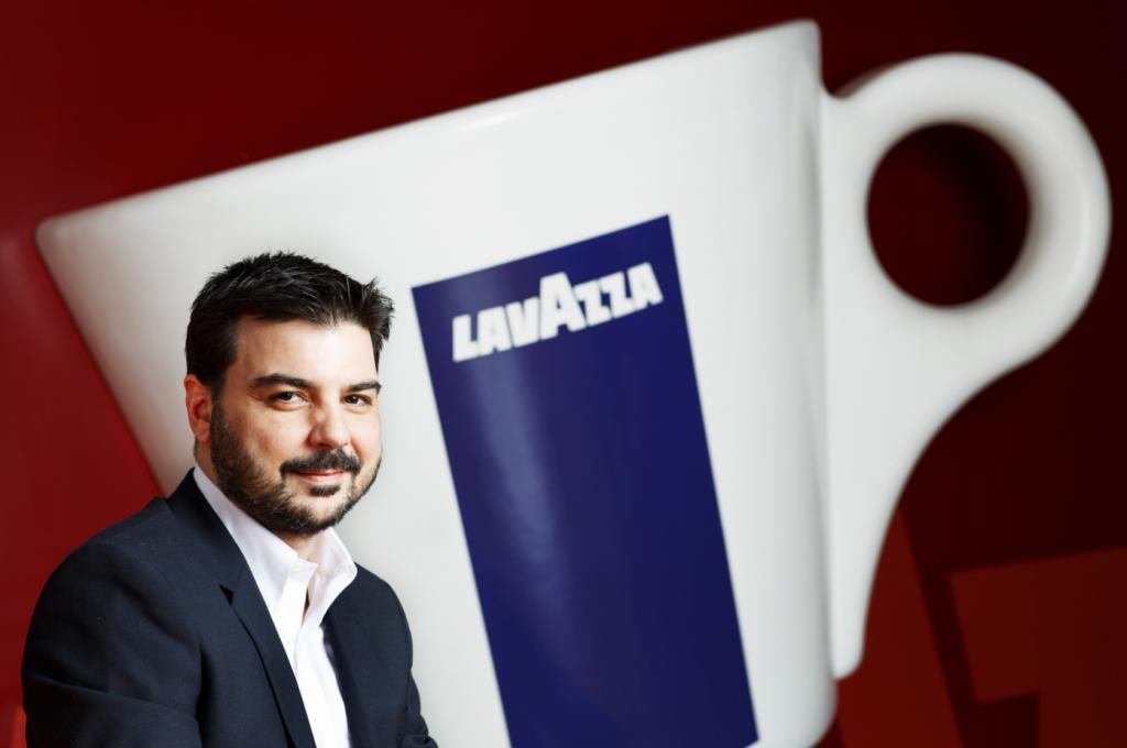Andrea Beloni, Head of Digital del Gruppo Lavazza