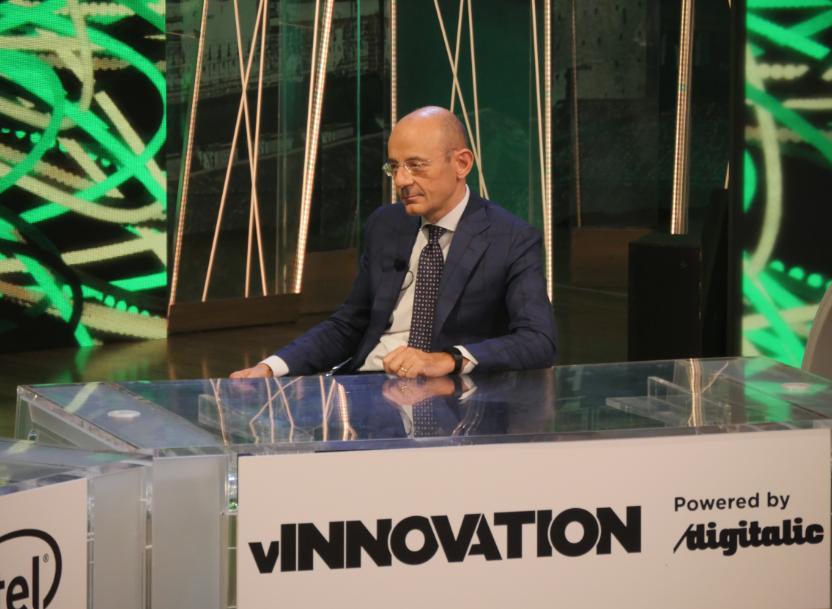 vInnovation Luigi Pellegrini, Direttore Centrale Operations di Lombardia Informatica
