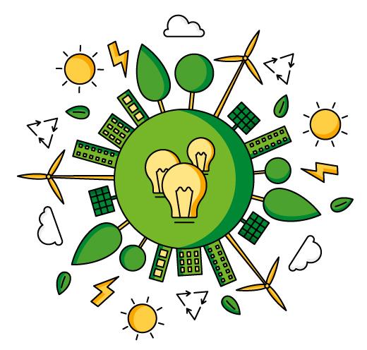 Green Economy: 3F + 3F