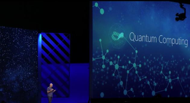 Microsoft computer quantistico quantum