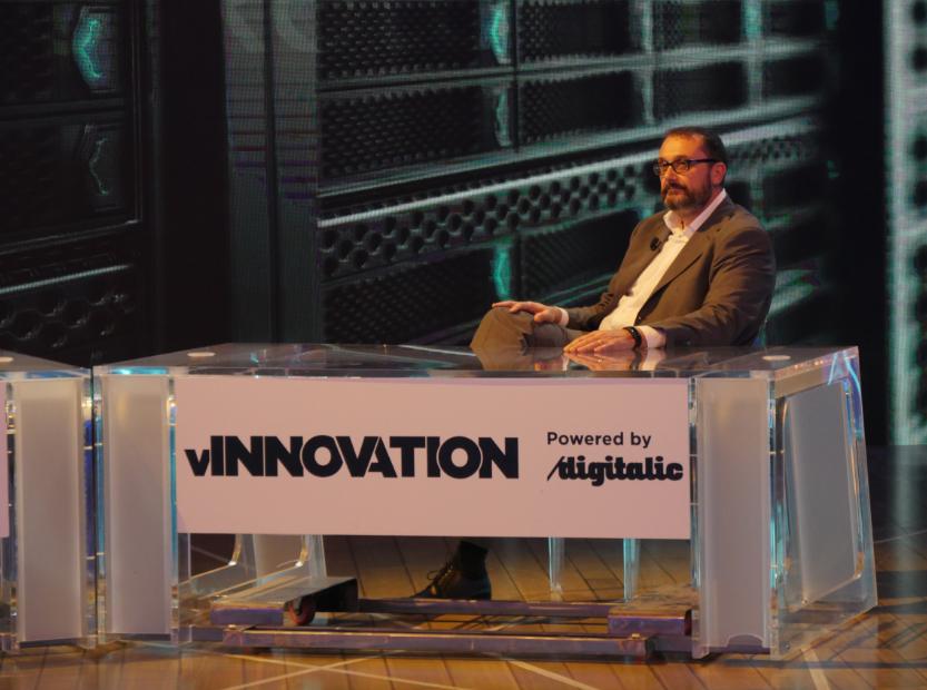 vInnovation Rodolfo Rotondo, Senior Business Solution Strategist, VMware