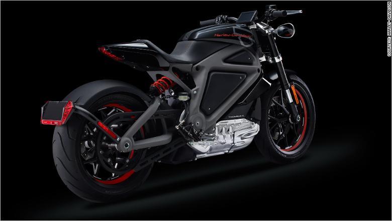 Harley-Davidson elettrica