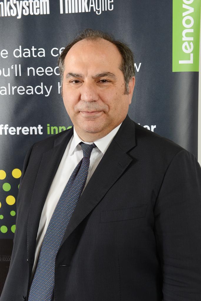 Alessandro de Bartolo, General Manager di Lenovo Data Center Group in Italia