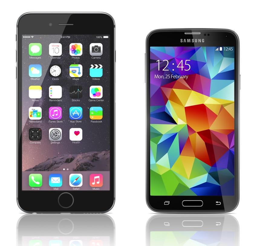 Antitrust indagine su apple e samsung rallentamento smartphone