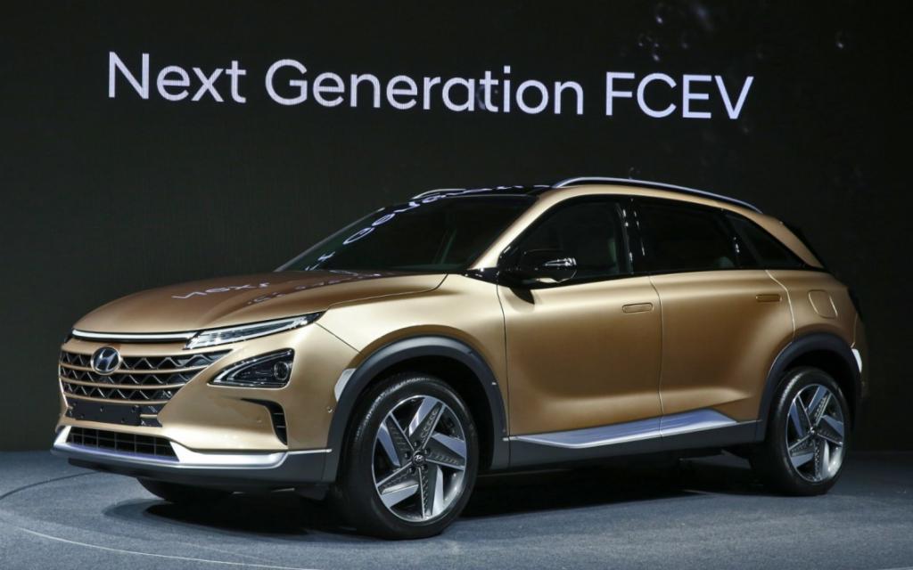 CES 2018 - Hyundai