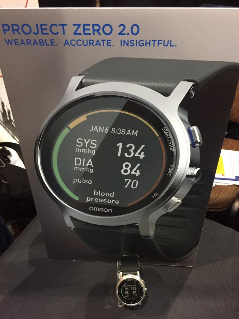 CES 2018 - omron
