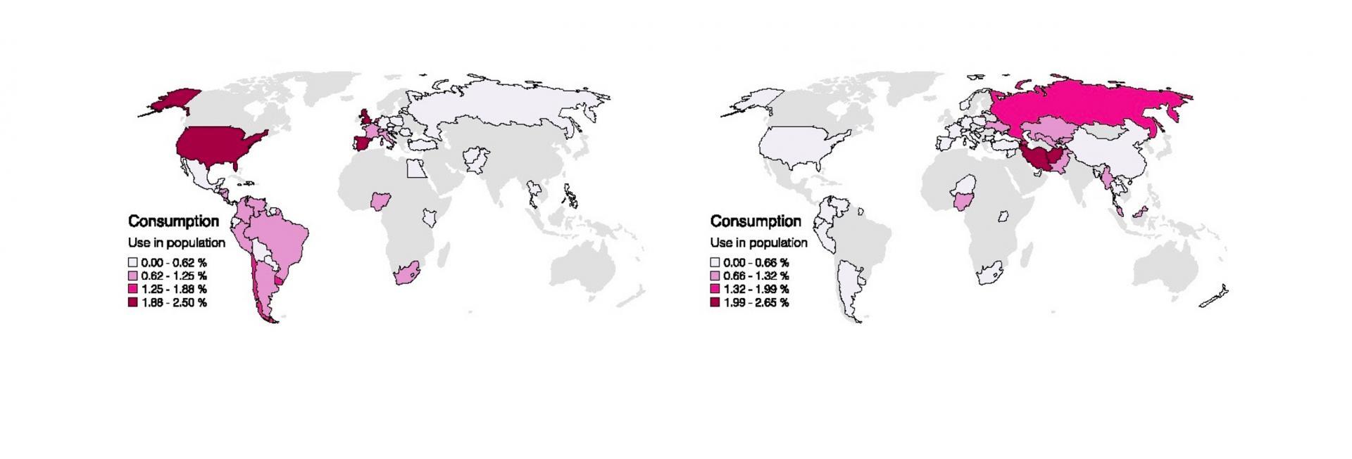 Darknet : la nuova mappa del mercato dei traffici online