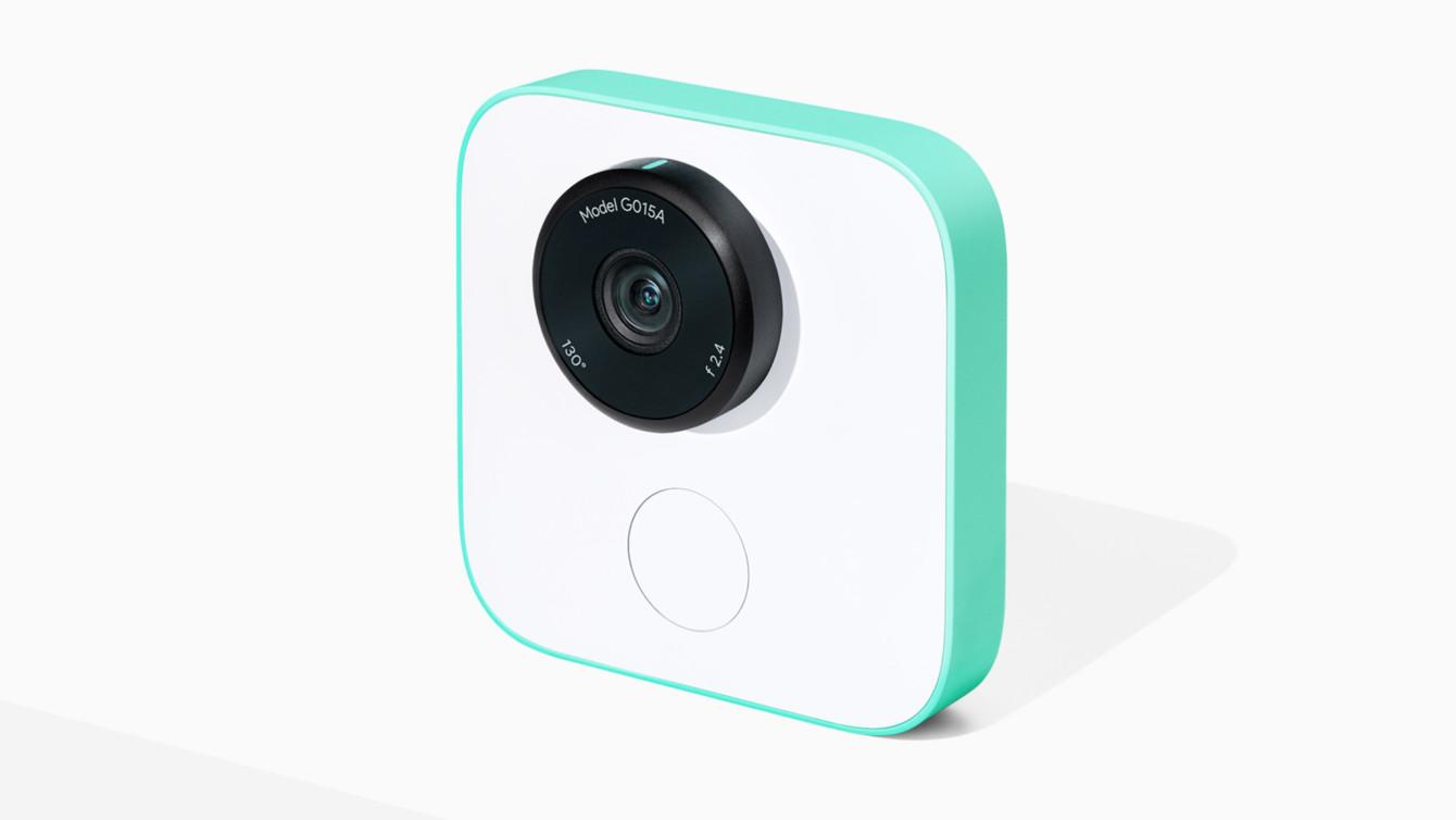 Google Clips, la fotocamera ad intelligenza artificiale