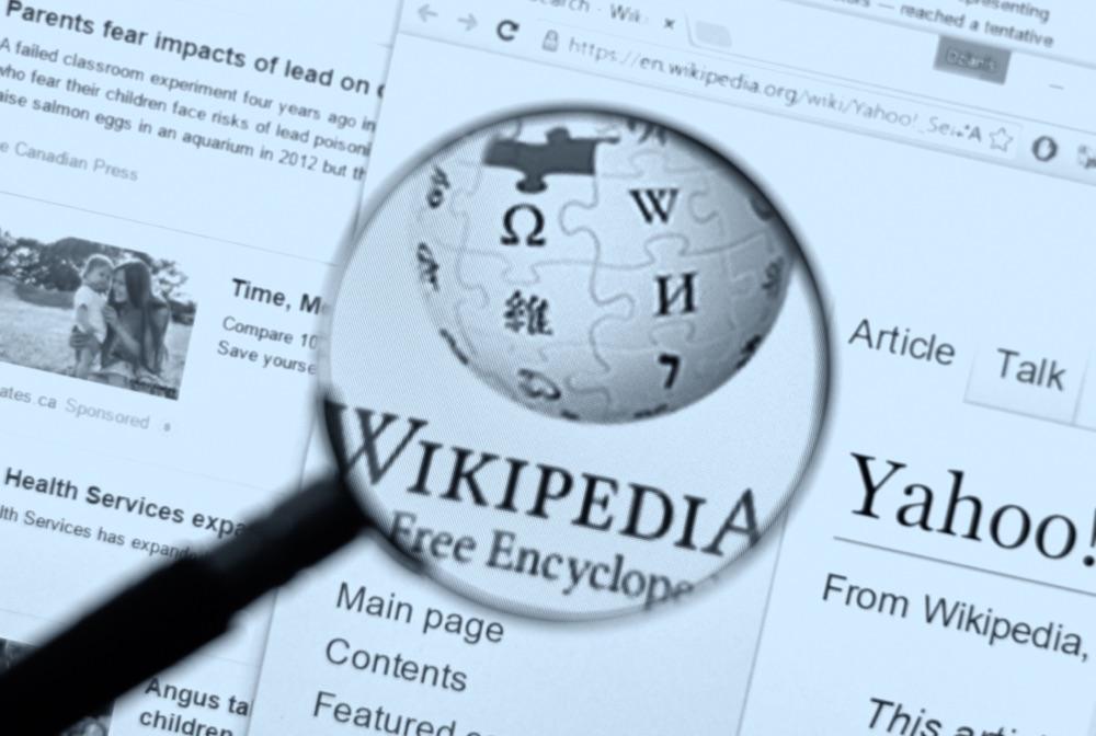 Le parole più cercate su Wikipedia