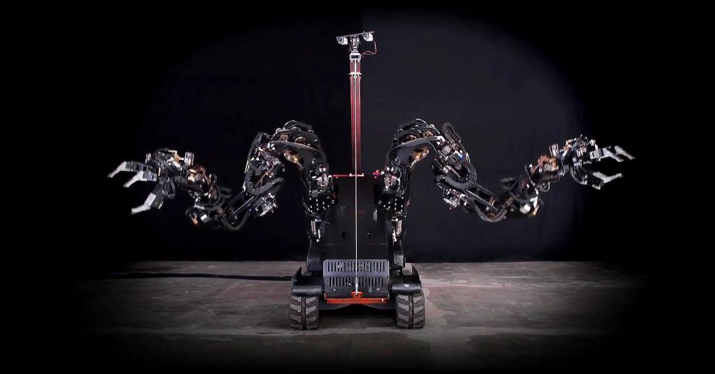robot Guardian GT di Sarcos