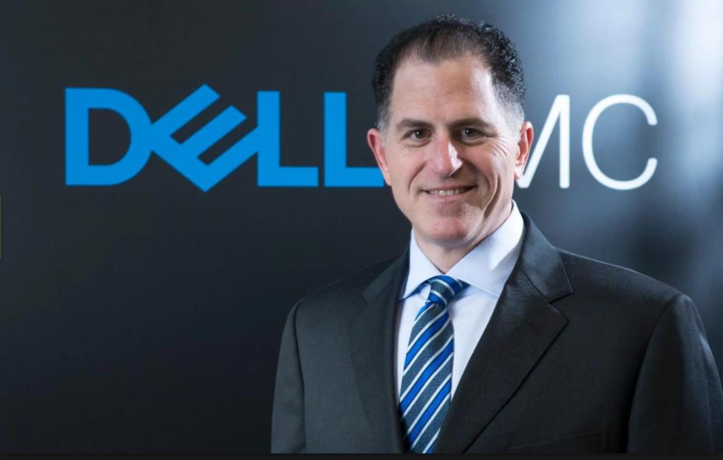 VMware acquisizione DELL EMC
