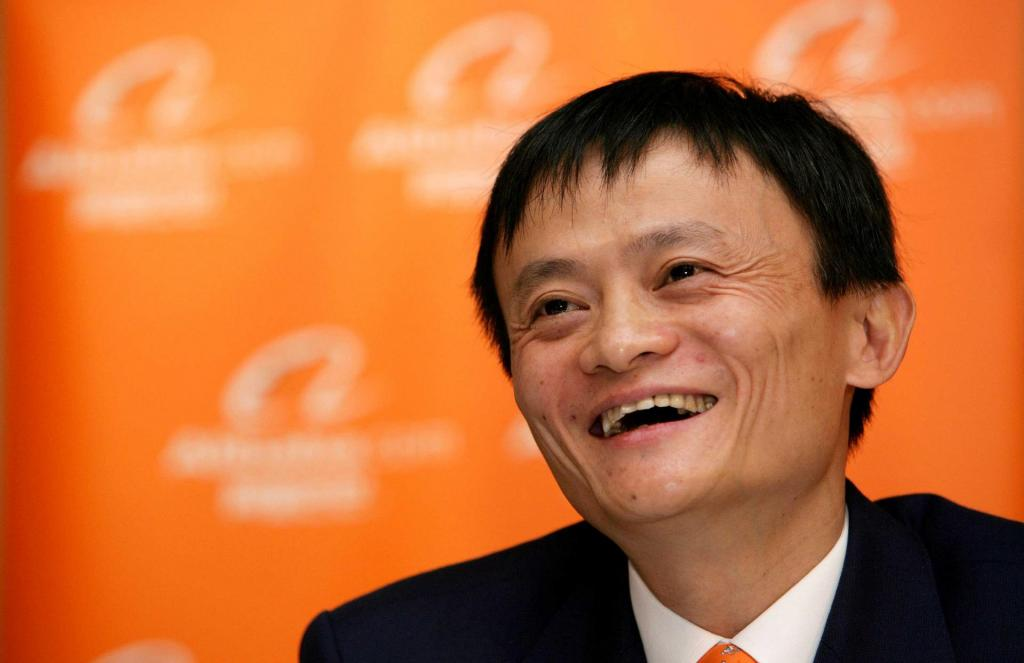 Jack Ma Founder Alibaba test lettura Stanford