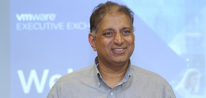 Le previsioni di VMware per il 2018 : Bask Iyer, Chief Information Officer, VMware and Dell