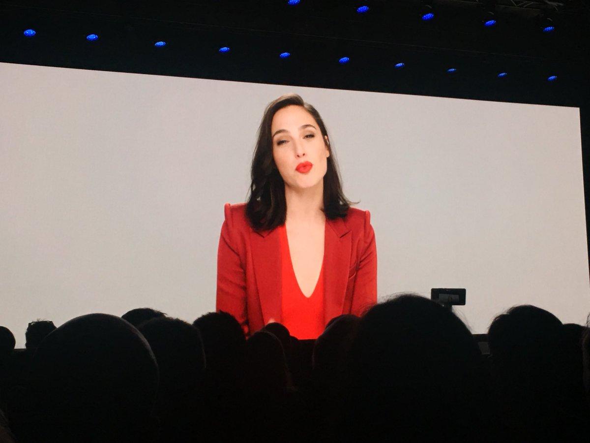 Gal Gadot nominata CEO di Huawei (Chief Experience Officer)
