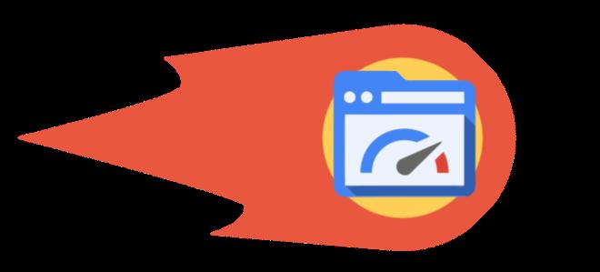 google search velocità mobile