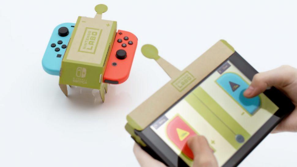 Nintendo Labo cos'è e come funziona (e quando protrai averlo)