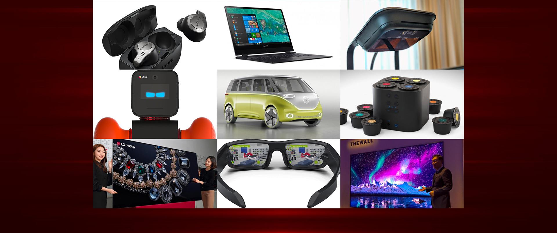 Novità CES 2018: i prodotti più innovativi presentati