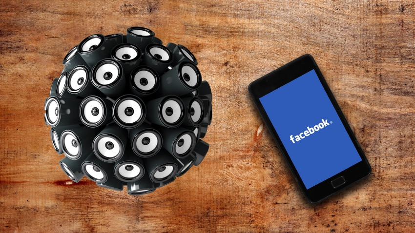 oha fiona facebook Smart Speaker