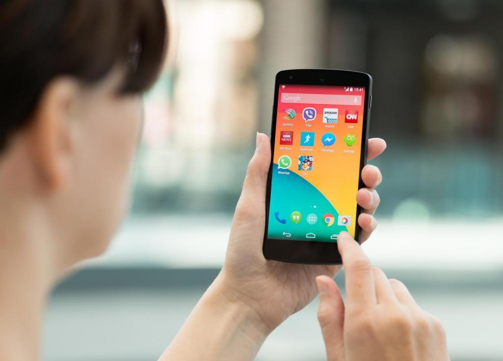 app Android con malware