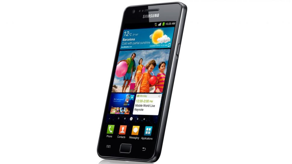 Storia Samsung Galaxy S