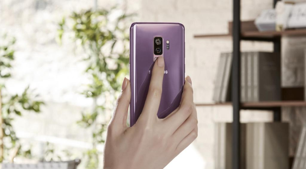 Samsung Galaxy S9 Fotocamera
