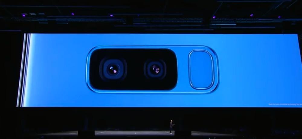 Samsung Galaxy-S9 Plus Fotocamera doppia