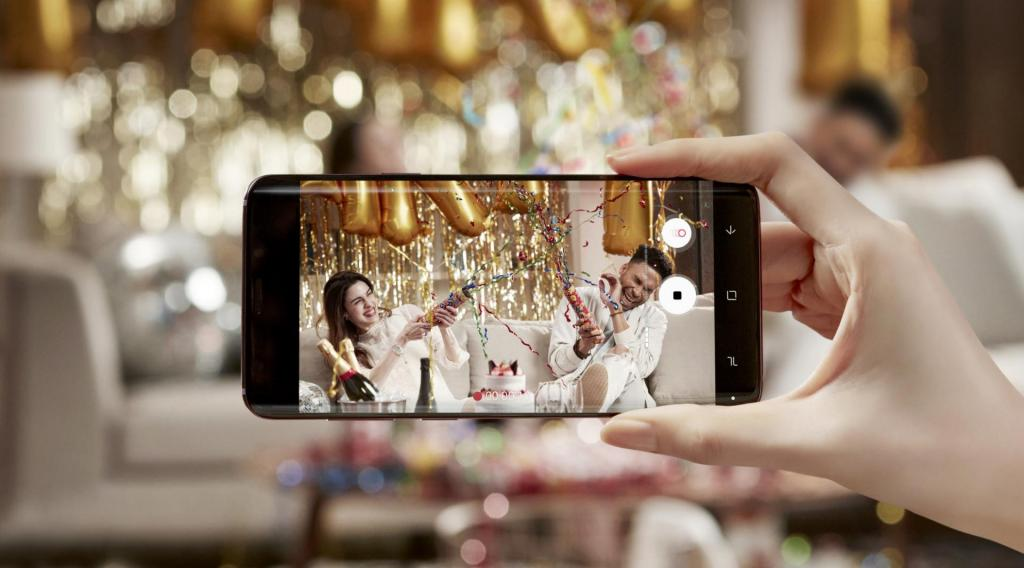 Samsung-Galaxy-S9-Plus Fotocamera super slow-motion