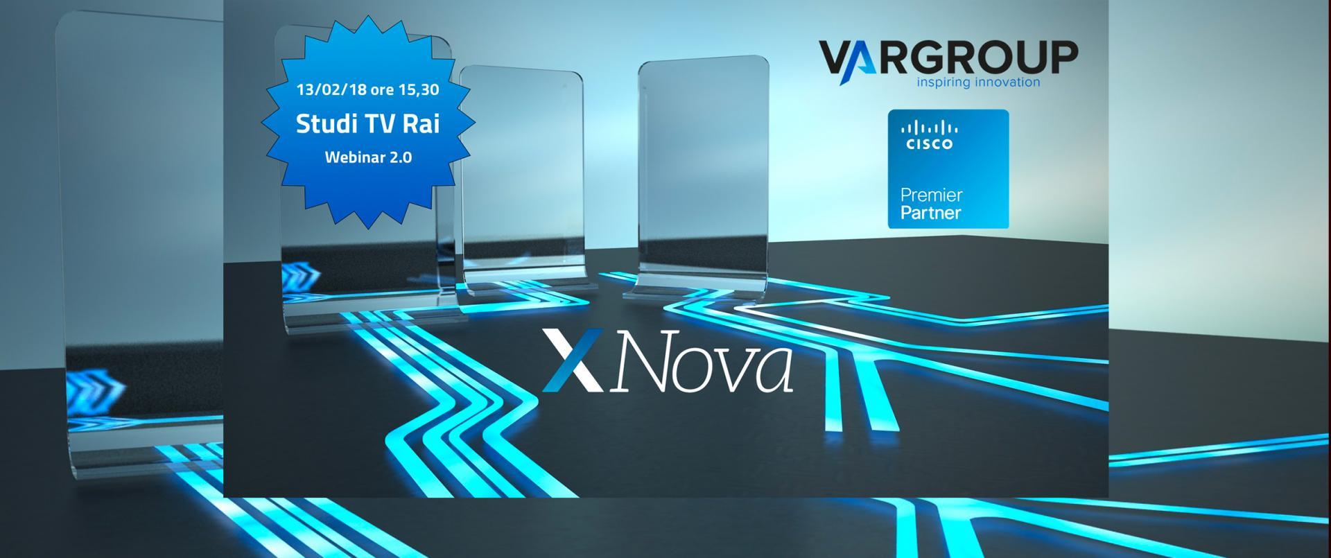 #XNova, il Webinar 2.0 per scoprire come portare concretamente l'innovazione nella tua azienda