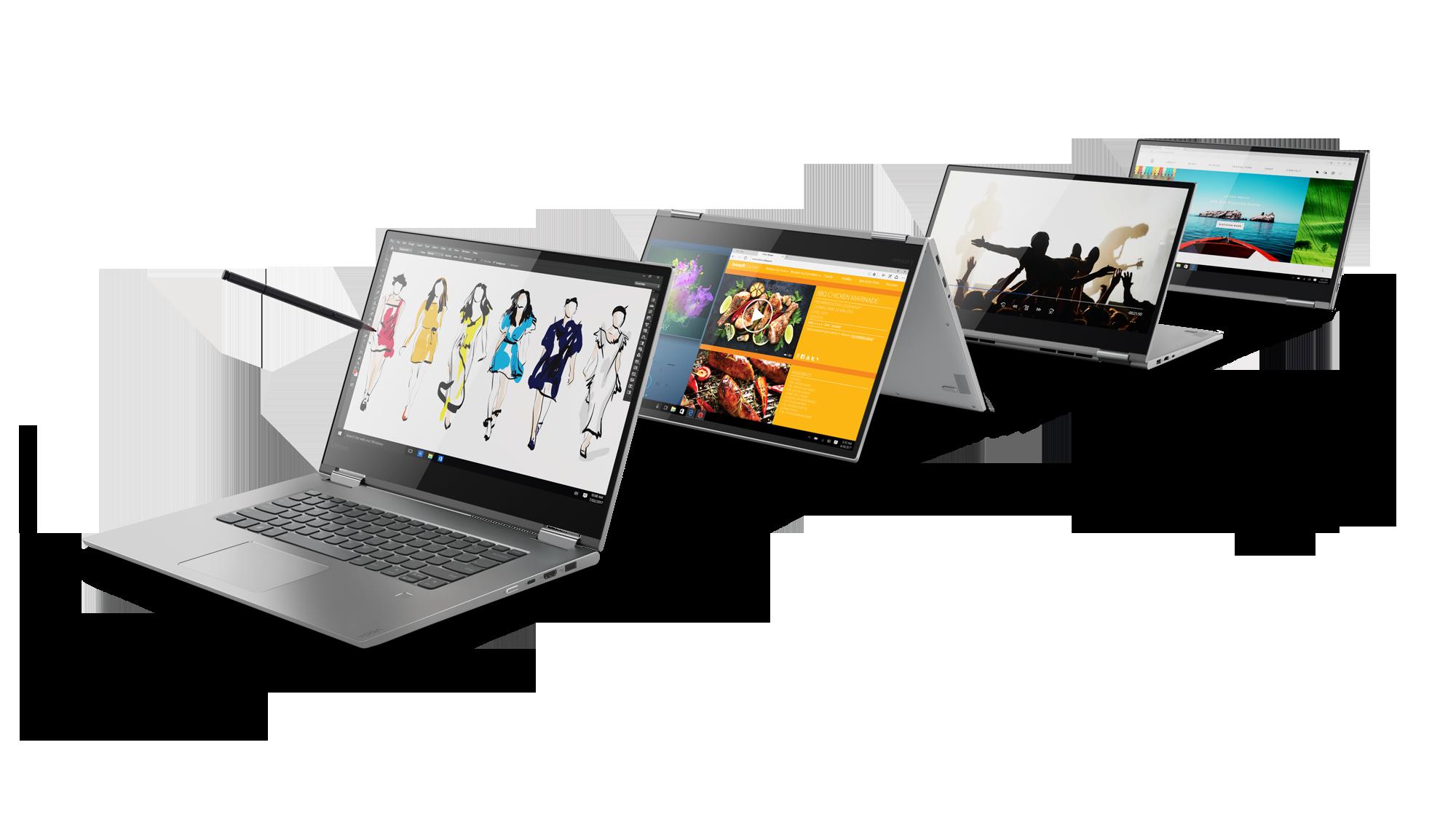 Lenovo al MWC 2018 : l'intelligenza trasforma tutto