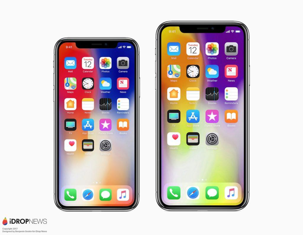 iPhone X Plus : uscita, prezzo, specifiche tecniche e foto