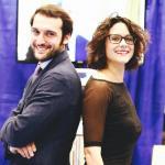 italiani 30 under 30 Giuseppe Cicero e Martina Francesca Ferracane