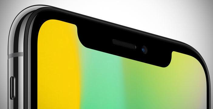 """Google Android potrebbe adottare la """"tacca"""" notch dell'iPhone"""