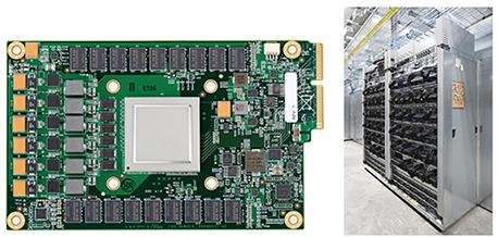 Tensor Processing Unit, TPU : gli acceleratori di Google per il Machine Learning sono disponibili