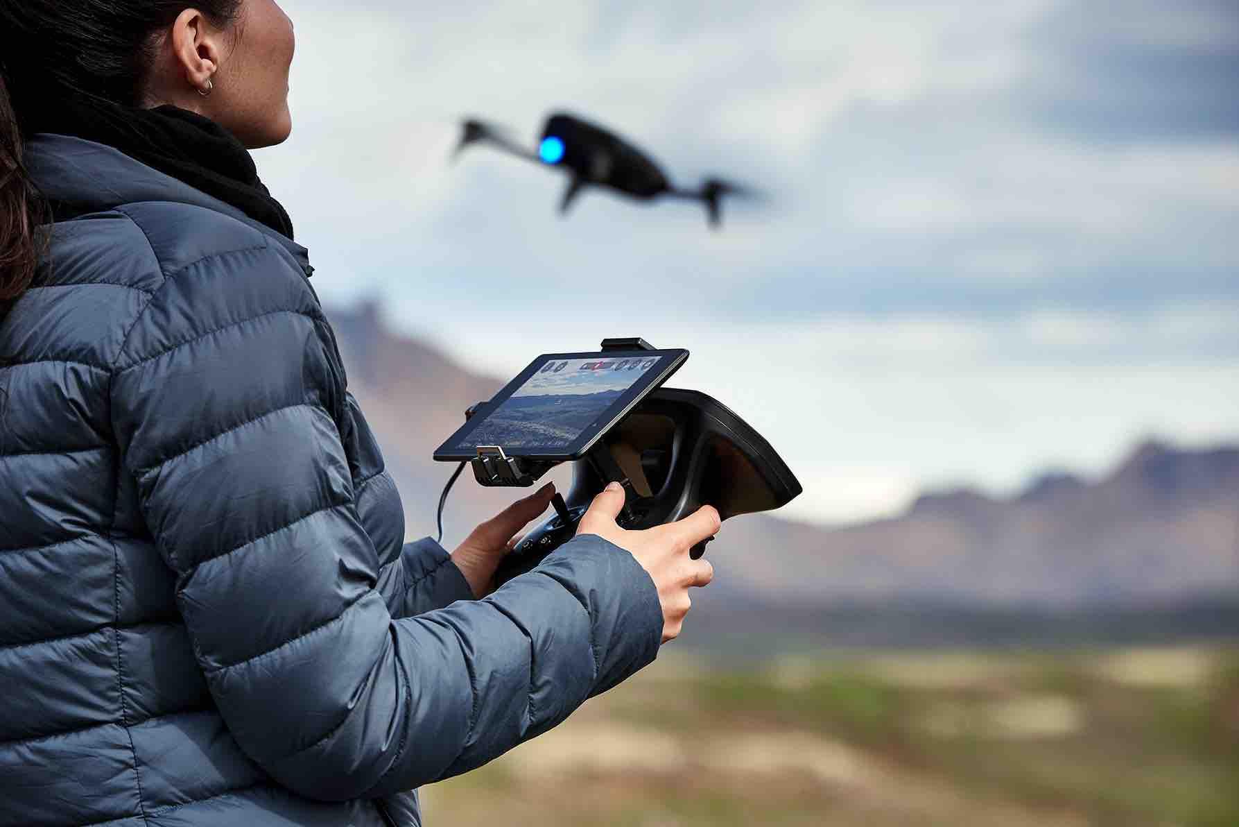 Parrot Bebop 2 Power, il drone per i social addicted