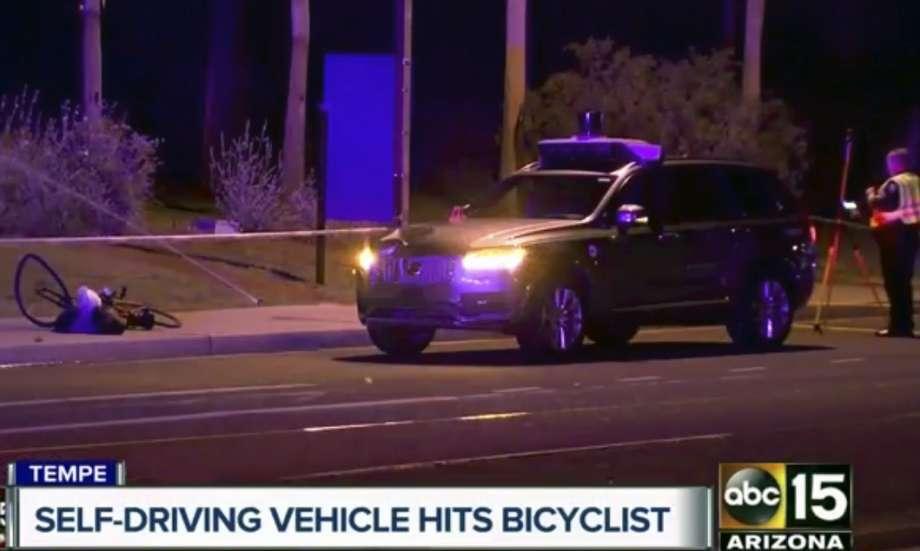 incidente mortale Uber non colpevole