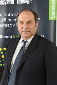 Alessandro de Bartolo, Country General Manager Lenovo Data Center Group, Italia data center big data