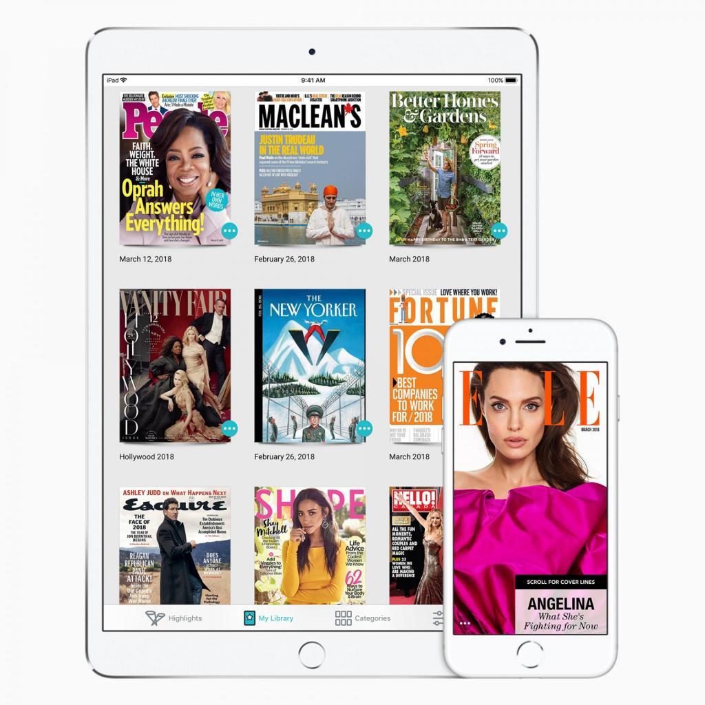 Apple acquisisce Texture edicola digitale