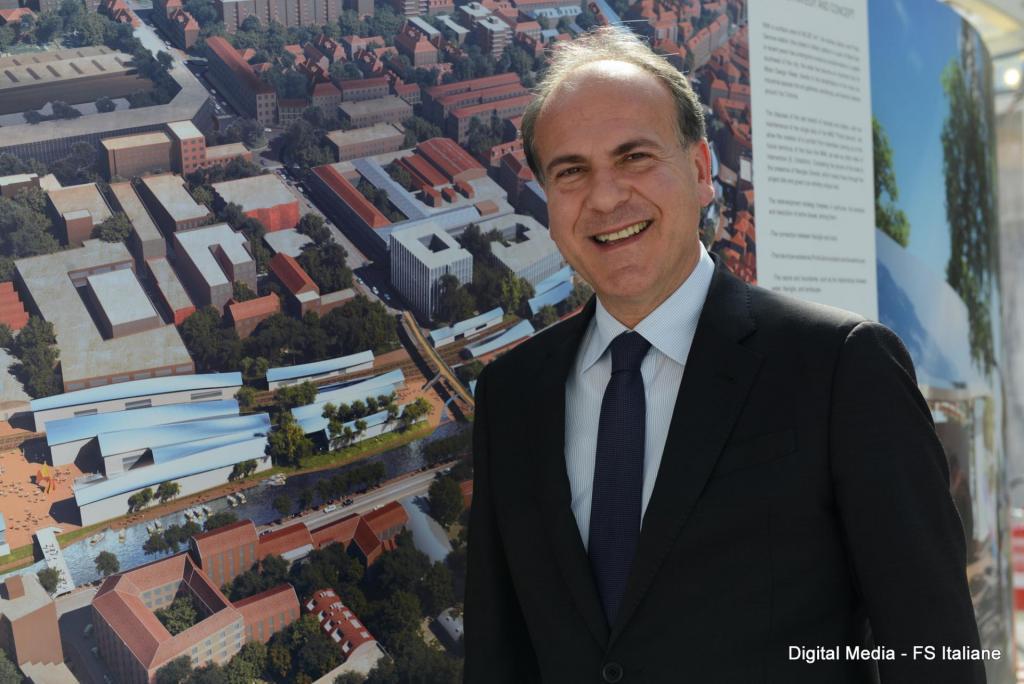 Gianfranco Battisti, Amministratore Delegato di Ferrovie dello Stato Sistemi Urbani