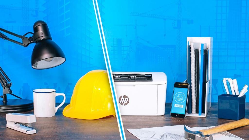 HP nuove stampanti compatte