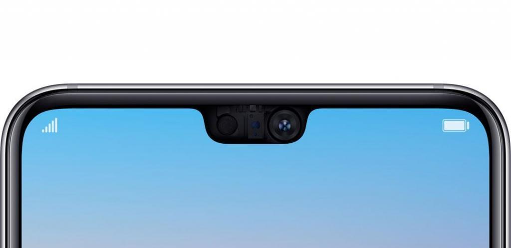 Huawei P20 e Huawei P20 Pro Notch