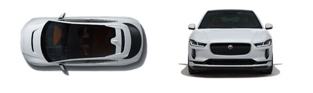 Jaguar I-PACE Dimensioni