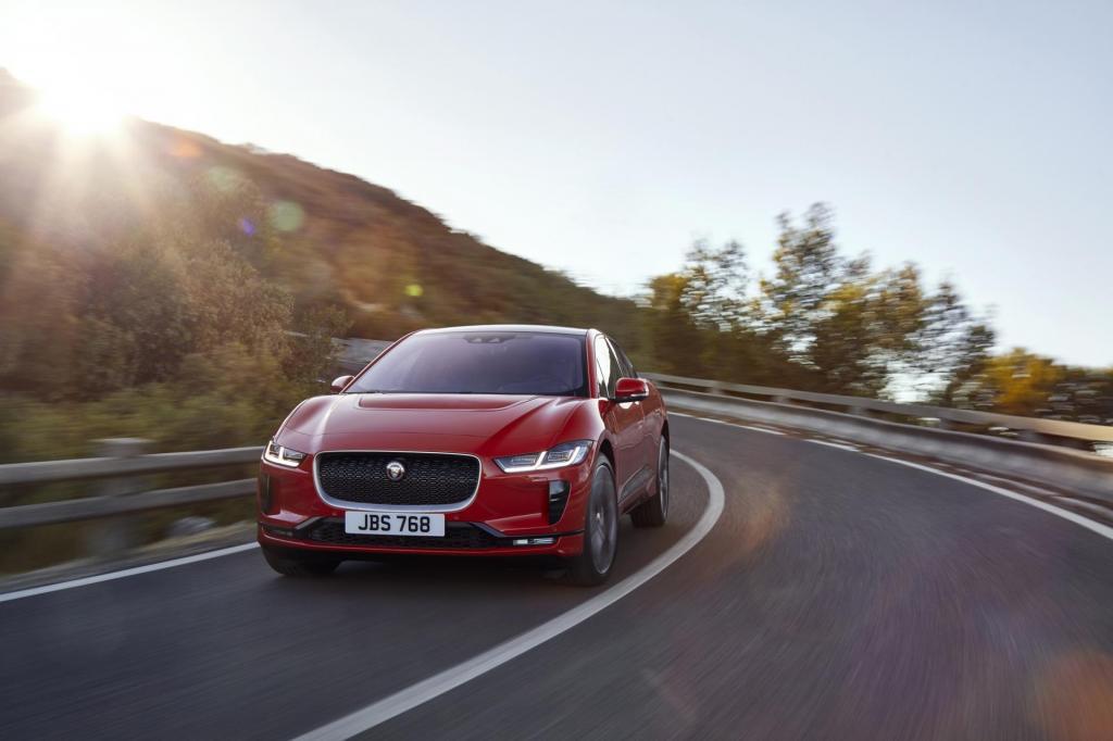 Jaguar I-PACE prezzo massimo 104.290 euro per la First Edition completa di tutto