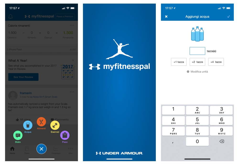 Under Armour, violati 150 milioni di account dell'app MyFitnessPal
