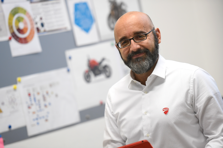 Piergiorgio Grossi, Chief Information and Digital Transformation Officer di Ducati Motor Holding