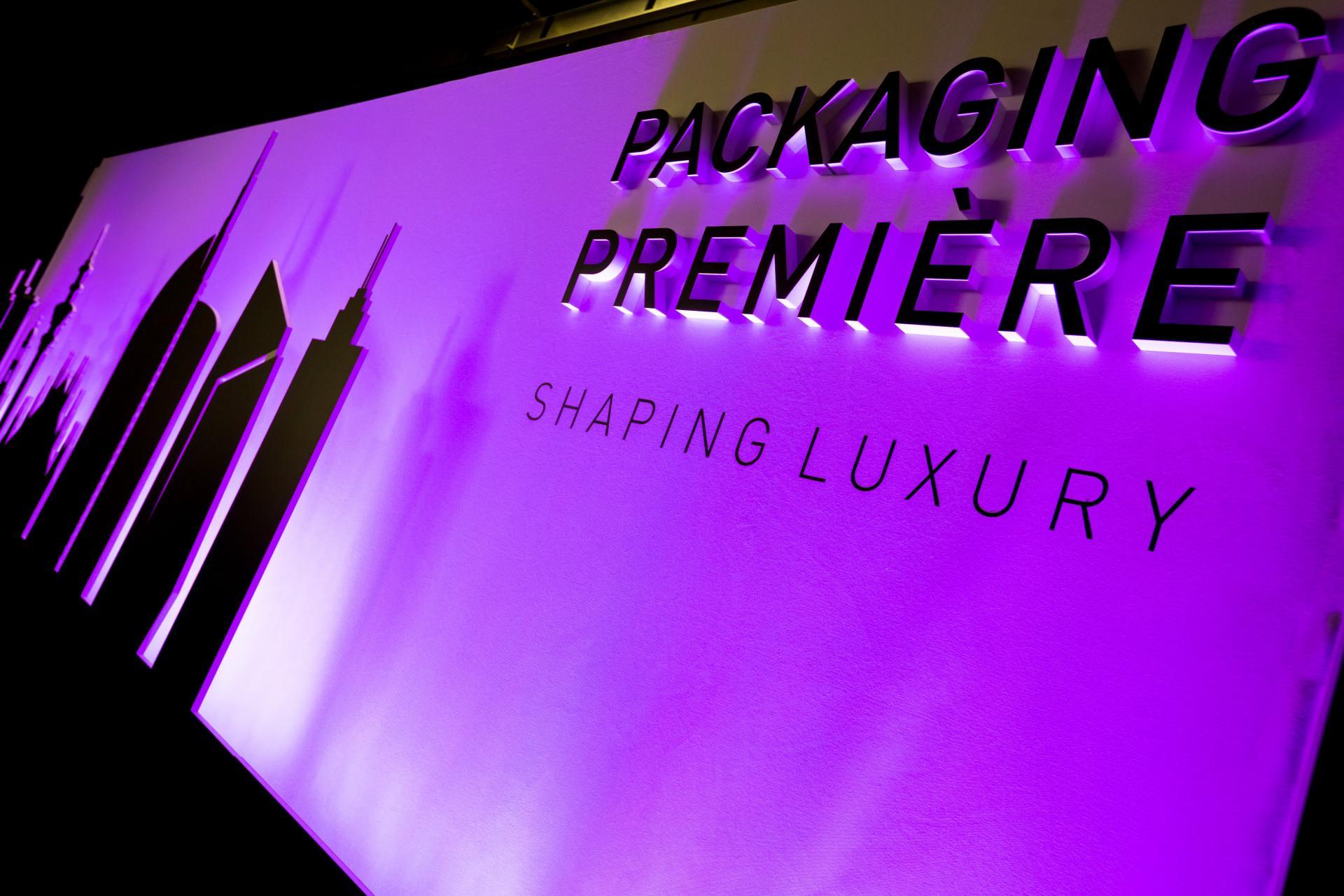 Packaging Première, appuntamento con il packaging di lusso