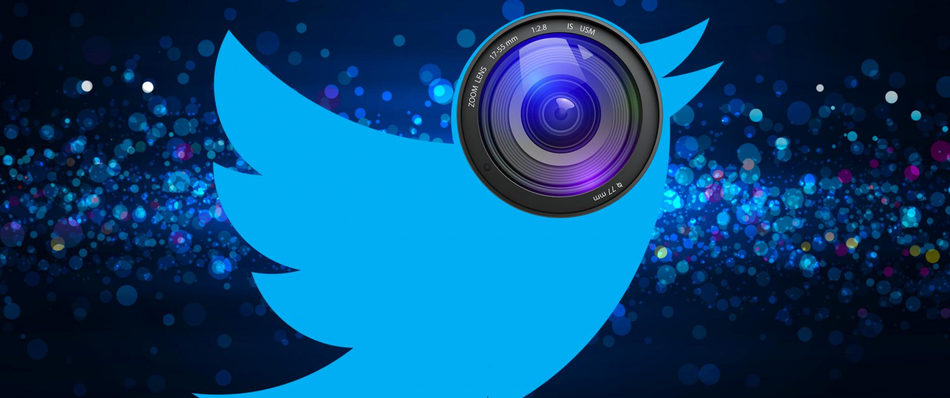 Twitter, nuova funzione fotocamera per competere con Snapchat