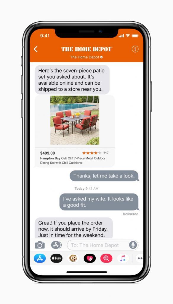 Apple iOS-11.3 aggiornamento