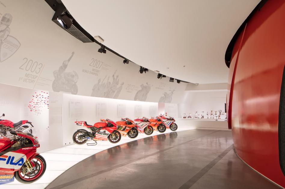 Ducati, la trasformazione digitale corre sulle due ruote