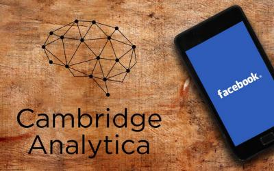 Facebook: scandalo Cambridge Analytica e crollo in borsa